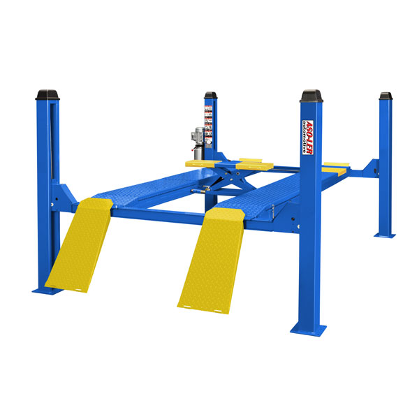 Četvorostubna hidraulična dizalica