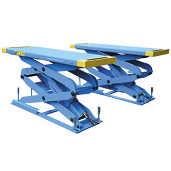 Dvostubna hidraulična dizalica